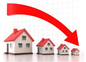 "House price dip prompts ""market panic"" claim"