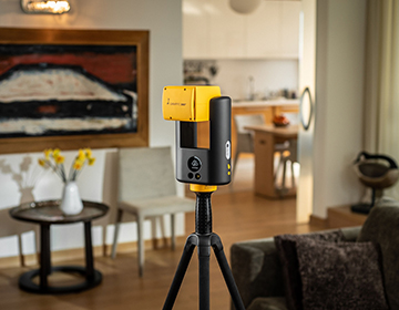 Giraffe360: A New Camera Transforming Floorplans and Property Photography