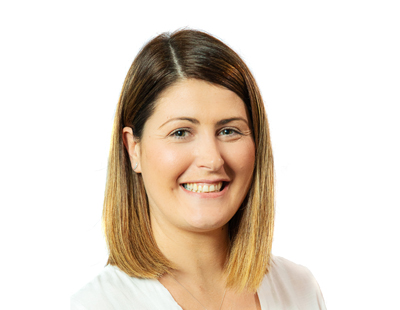 Michelle O'Brien, Account Manager of mio
