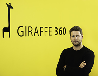 Mikus Opelts, CEO of Giraffe360