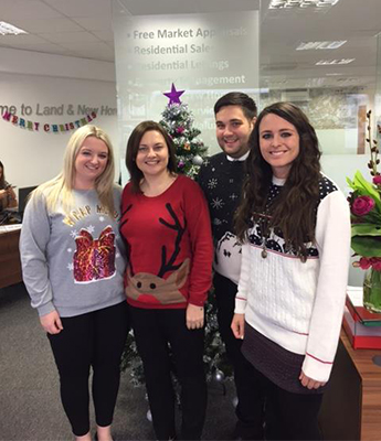 Your Christmas offices - a Mannequin Challenge with a difference...