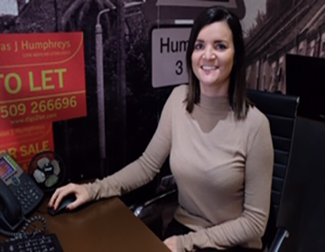 Beccy Moore. Office Manager for Nicholas Humphreys