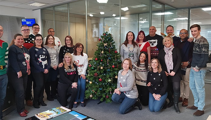Agents Do Charity - our last roll of honour of 2018…