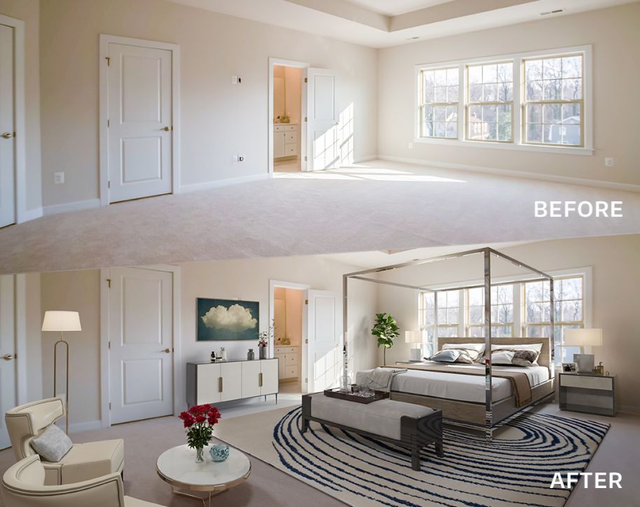 How Virtual Staging Boosts Real Estate Sales