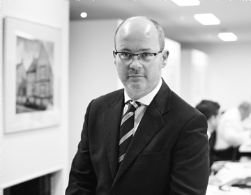 Chris Coates, Oakford Homes MD