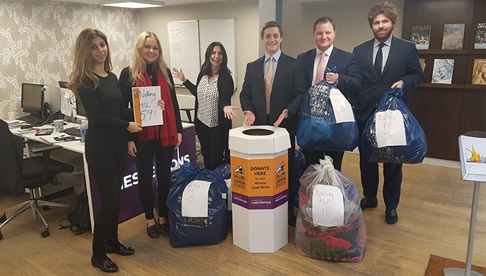 Agents Do Charity - just ahead of the half-term break...