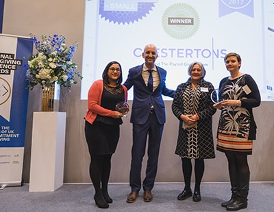 High-end agency wins another award for services to charities
