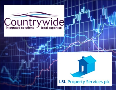 Countrywide income falls again -  but LSL restructuring 'showing results'