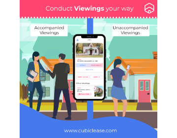 Pre-qualify tenants before a viewing and reference them with one shareable viewing link from your CRM