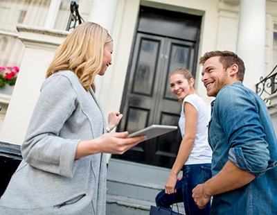 Play the 'luxury' game! Startling advice to traditional estate agents
