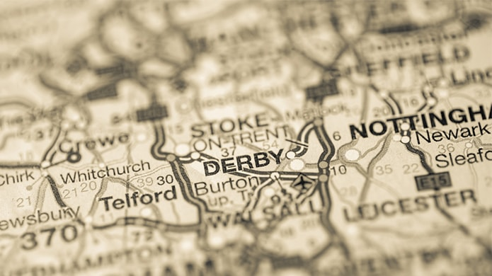 Eastern promise! Focus on Derbyshire, Leicestershire and Nottinghamshire