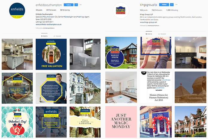 Property Natter: should you be making your agency Instagram-friendly?