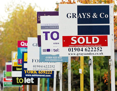 Greedy sellers' high asking prices blasted by mortgage firm