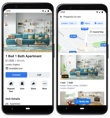 Reach people where they are already looking for properties