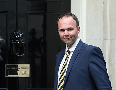 Brexit-focussed May eventually names Gavin Barwell as housing minister