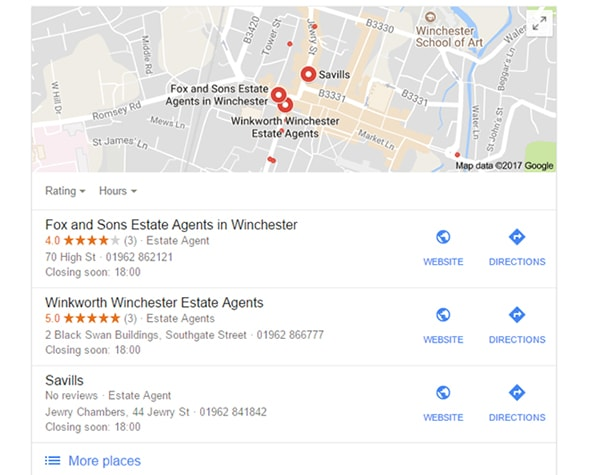 How independent agents use SEO to take on national brands