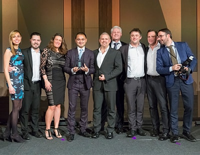 London agency wins 'Best Member' accolade at Guild annual awards