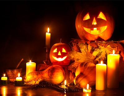 Pumpkins at the ready - Halloween pics and an agent's horror quiz