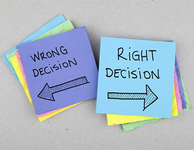 Hindsight is too late – leaders must make the right decisions at the right time