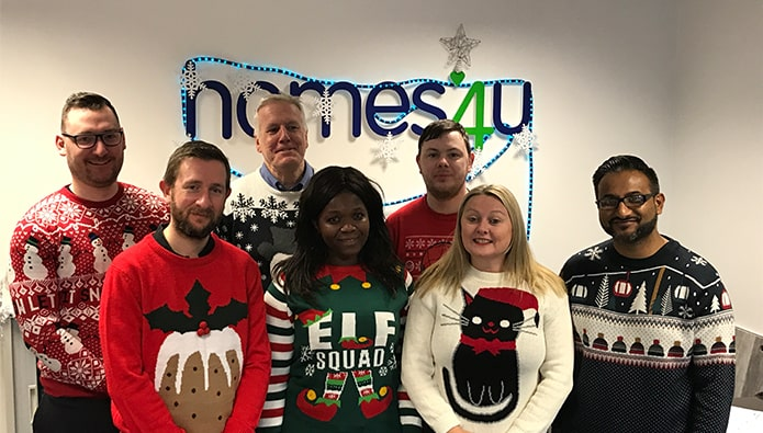 Our final festive photos focus on dodgy Christmas jumpers…