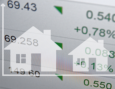 The 'Golden Age' of house price growth is over, admits estate agency