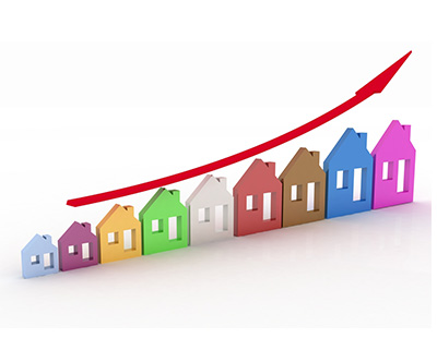 House prices up 6.7% in 2015 as agents report more stock since New Year