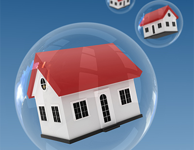 London housing bubble? Definitely not, predicts leading economist