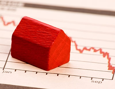 Market Forecast: 38% collapse in transactions plus modest price fall