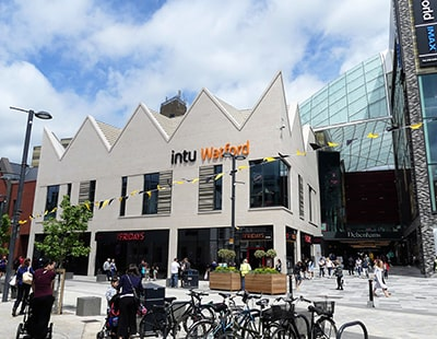 Intu the unknown - Could shopping centres become homes?