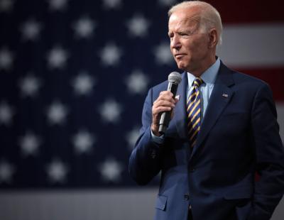 Joe Biden's housing market - well, it's just like over here…