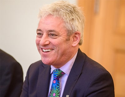 Order! Order! Bercow to be key speaker at property conference