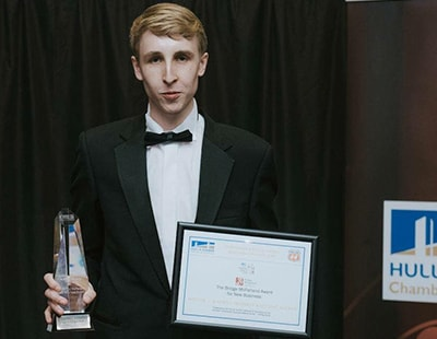 Success for 20 year old agency owner with big plans for the future