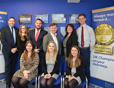 'Estate Agency of the Year' reveals recruitment and training plans