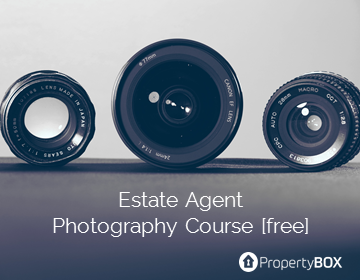 Part 3: Free photography course for estate agents (until 25th September)