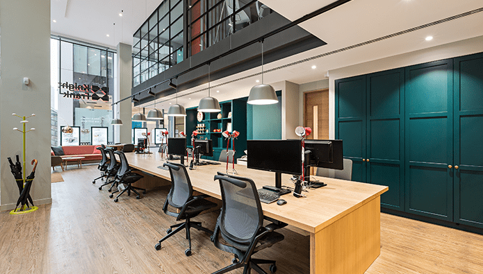 High end agency opens new training centre in London branch