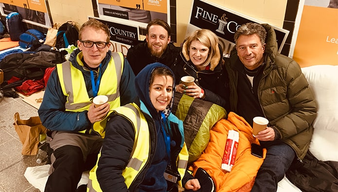 Agents Do Charity - and it's been a remarkable week…