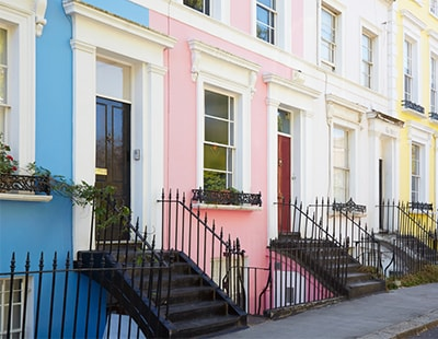 London housing market stagnates
