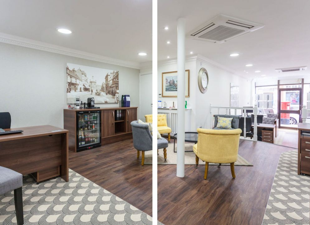 White & Sons commission cosmetic refurbishments for its four branches