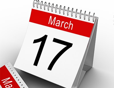 The very best day to market a home? That'll be March 17 then...