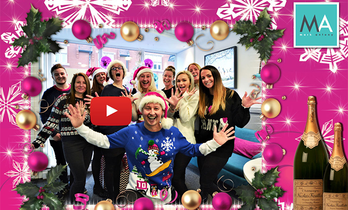 Your pictures - a celebration video and LOTS more Christmas jumpers