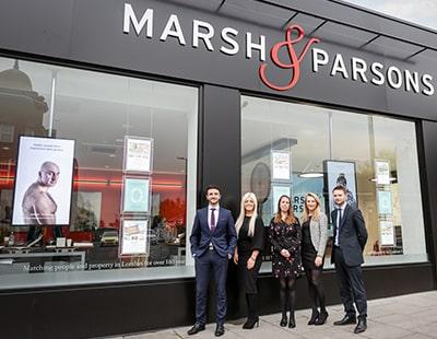 Marsh & Parsons bucks market trend by opening 31st London office
