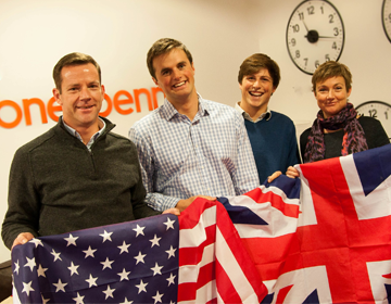 UK's market-leading telephone answering service, Moneypenny, launches in the US