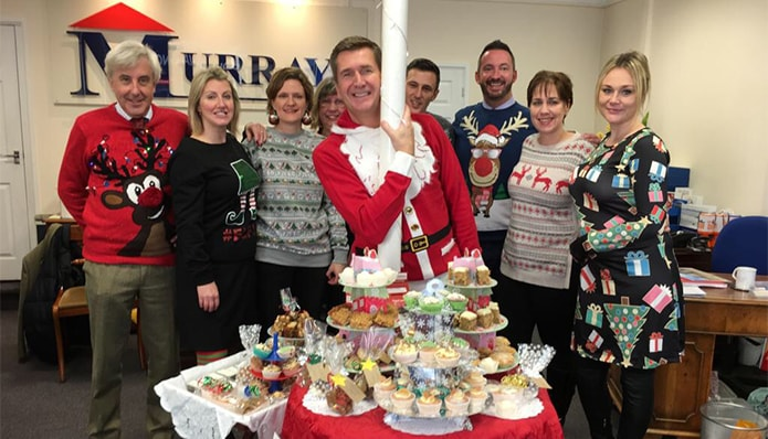 Ho Ho! - Christmas jumpers and an agency very proud of its city
