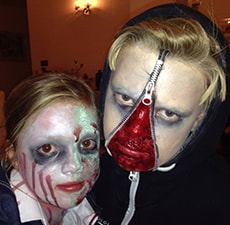 Halloween - more fangtastic agents' pics from the crypt...