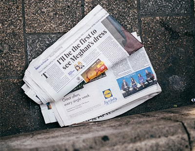 Newspapers are in freefall - what does it mean for agents?
