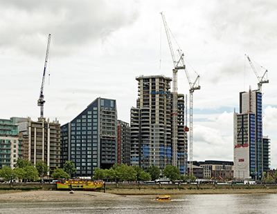 Another agency launches new office at controversial Nine Elms scheme