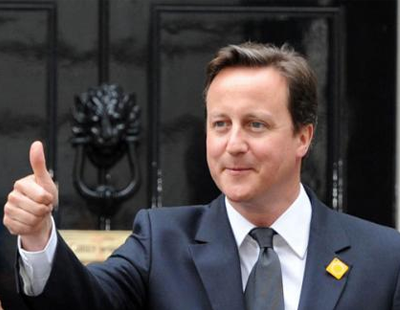 No 10 shoots up in value under Cameron