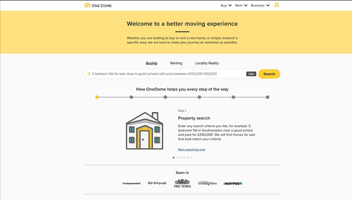 New property portal launches with revolutionary business model