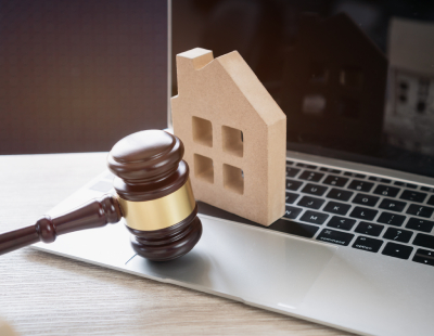 A lot less: Houses at auction achieve 40% less than via private treaty