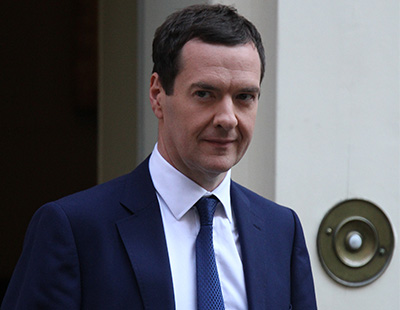 By George! Osborne re-appears to defend his stamp duty reforms